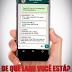 Corrente de WhatsApp lembra importância de não informar locais de blitz