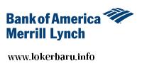 Kerja Kosong Terkini Bank of America