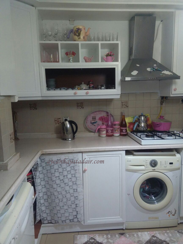 Mutfak dolabı boyama
