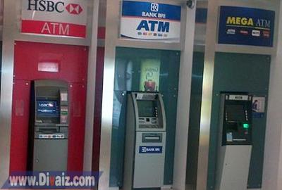 Pengiriman uang ATM - www.divaizz.com