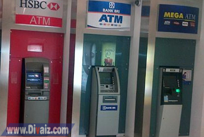 Pengiriman uang ATM - www.divaiz.com