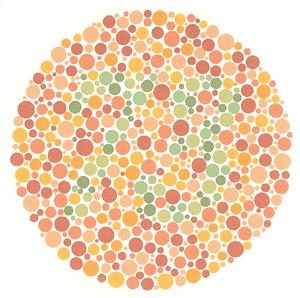 Contoh Tes Buta Warna Ishihara Lengkap Dengan Pengobatannya