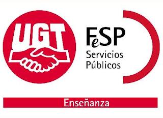 Concurso de Traslados docentes, Bolsas docentes, Novedades Educativas Enseñanza UGT, Blog Enseñanza UGT Ceuta