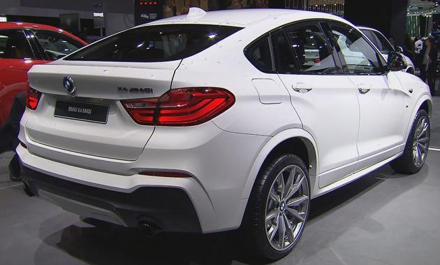 2018 BMW X4 R Performance release date : autorelease | autorelease