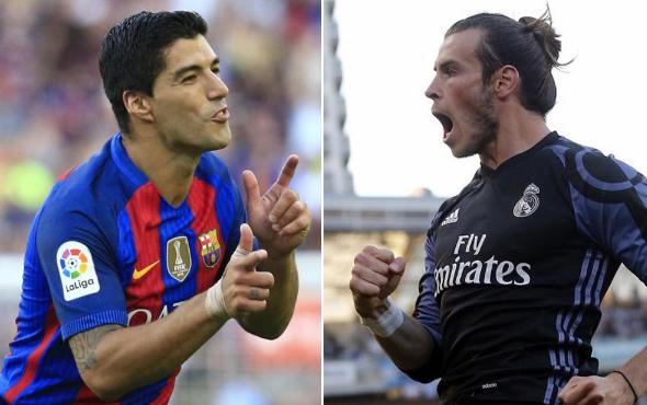 Pertempuran  Barcelona dan Madrid Di La Liga