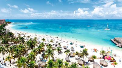Turismo en Aruba, Caribe