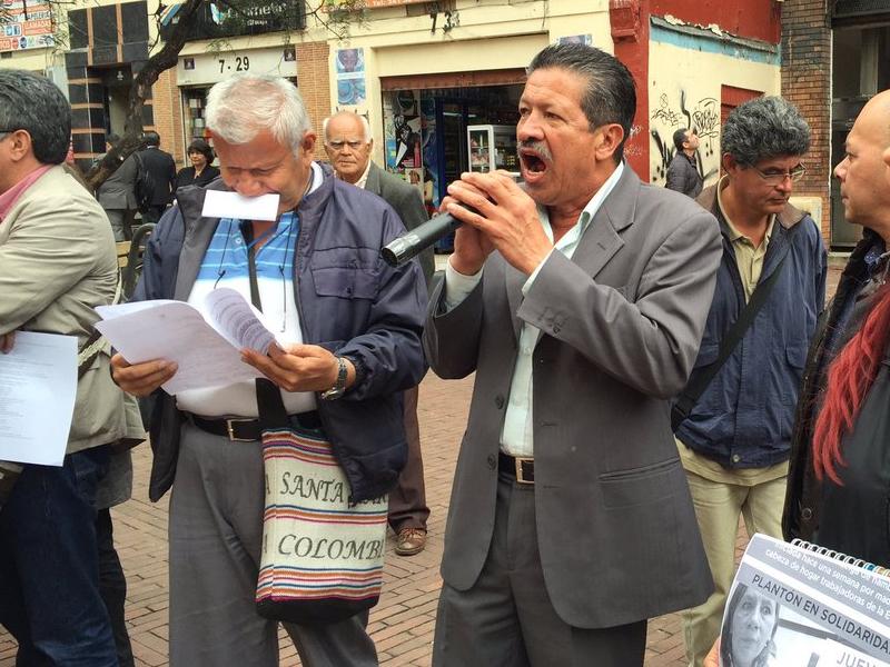 Avanzan el trabajo intersindical por la defensa del río Bogotá