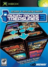 Midway Arcade Treasures 3 original xbox