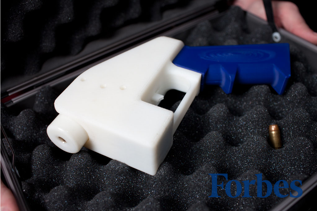 3d printing print a working gun at your home real - 3d printed house usa ...