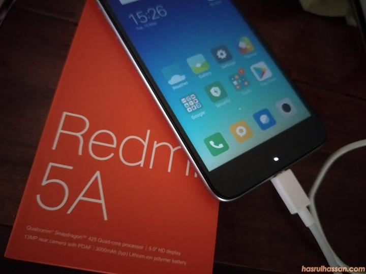 Smartphone Redmi 5A