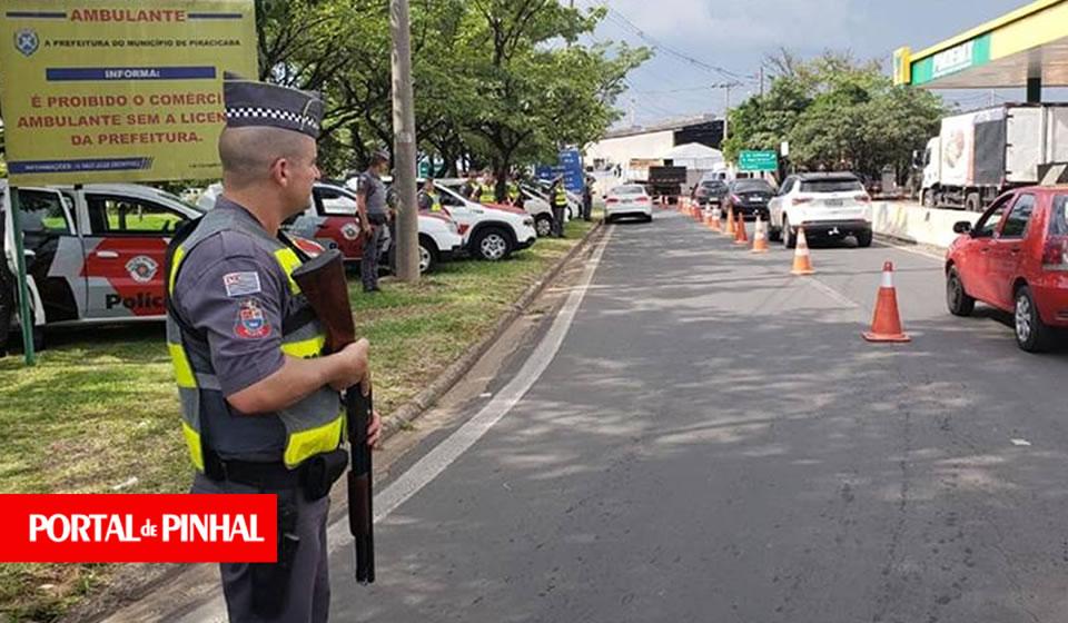 Governador de São Paulo autoriza armas de calibre 12 em todas as viaturas da PM