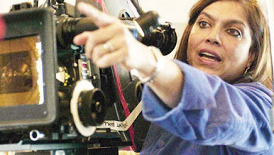 Is director Mira Nair unhappy with an actor?