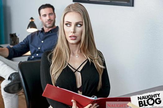 Naughty Office – Nicole Aniston