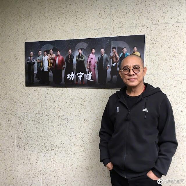 Jet Li doing fine, addresses health concerns