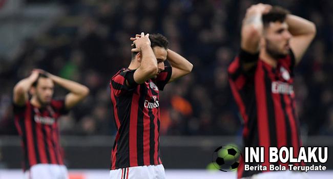 AC Milan Di Coret UEFA Dari Kompetisi Eropa