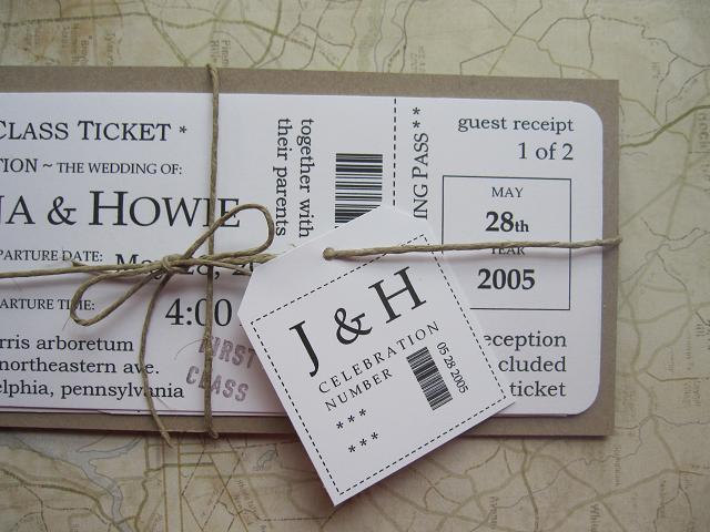 boarding pass wedding invitations which are now accessible as you can observe these come in a variety of subjects in a variety of fashions as well as