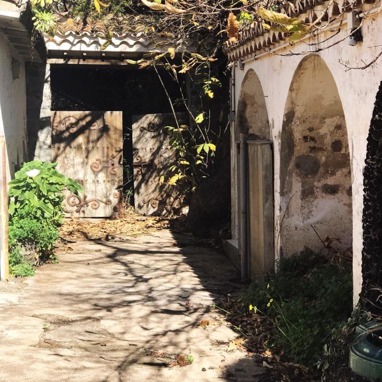 Spanischer Innenhof teneriffa impressionen naturfarben spanischer kichererbseneintopf