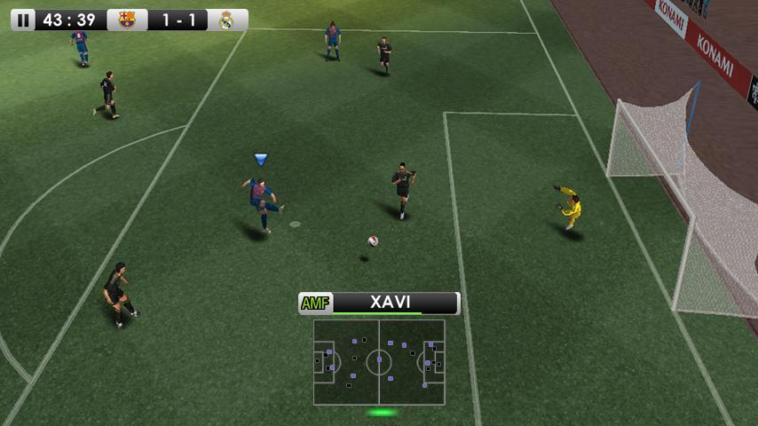 Winning Eleven 2012 Warkop Android with Indonesia League APK