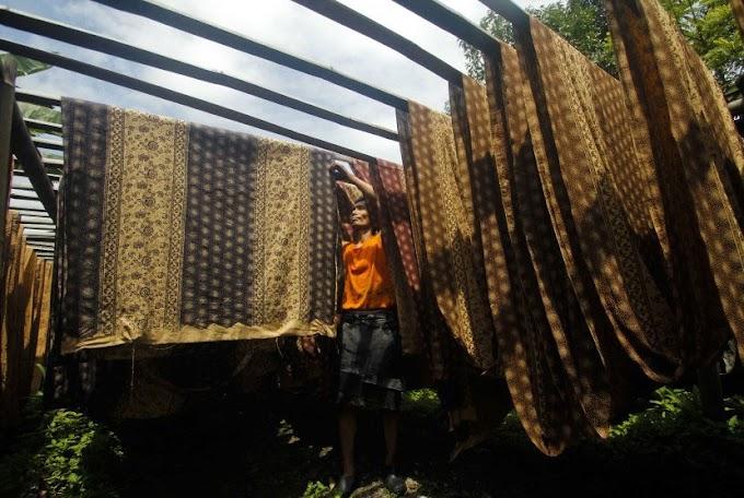 Cara Agar Warna Batik Tidak Mudah Pudar