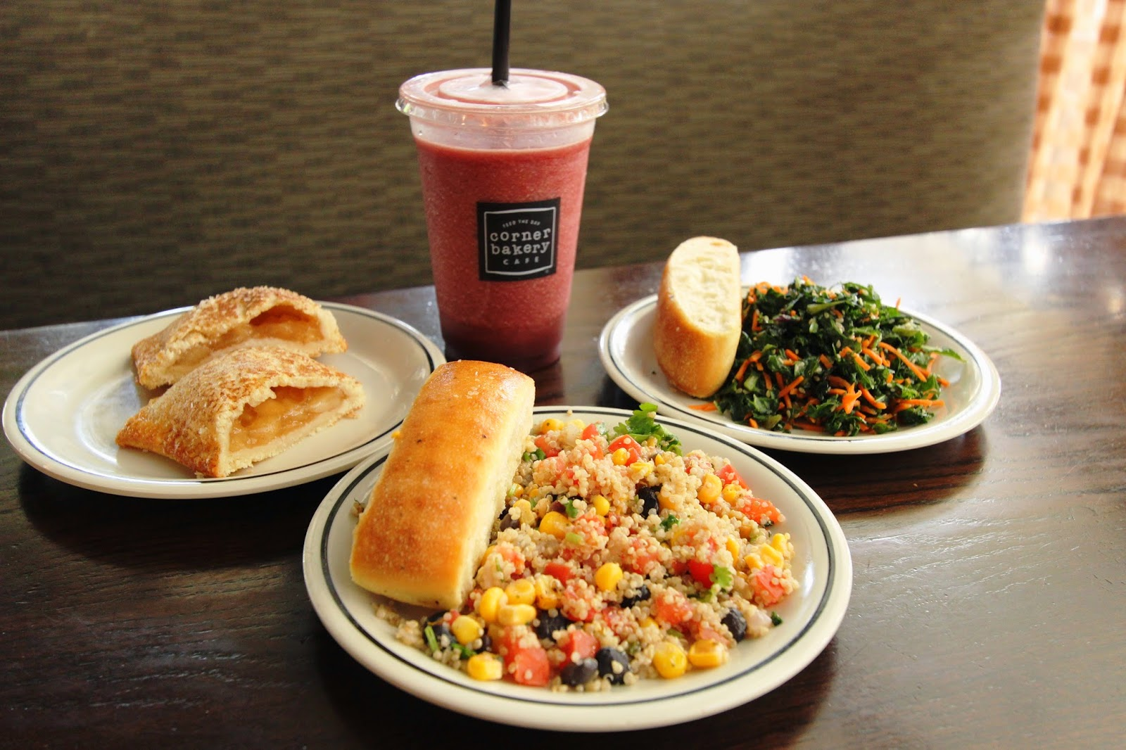 Chicago Eats New Menu Options At Corner Bakery Chicago Foodie Girl