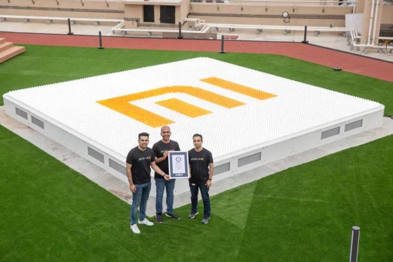 Xiaomi Meraih Penghargaan Guinness World Record (gizmochina.com)