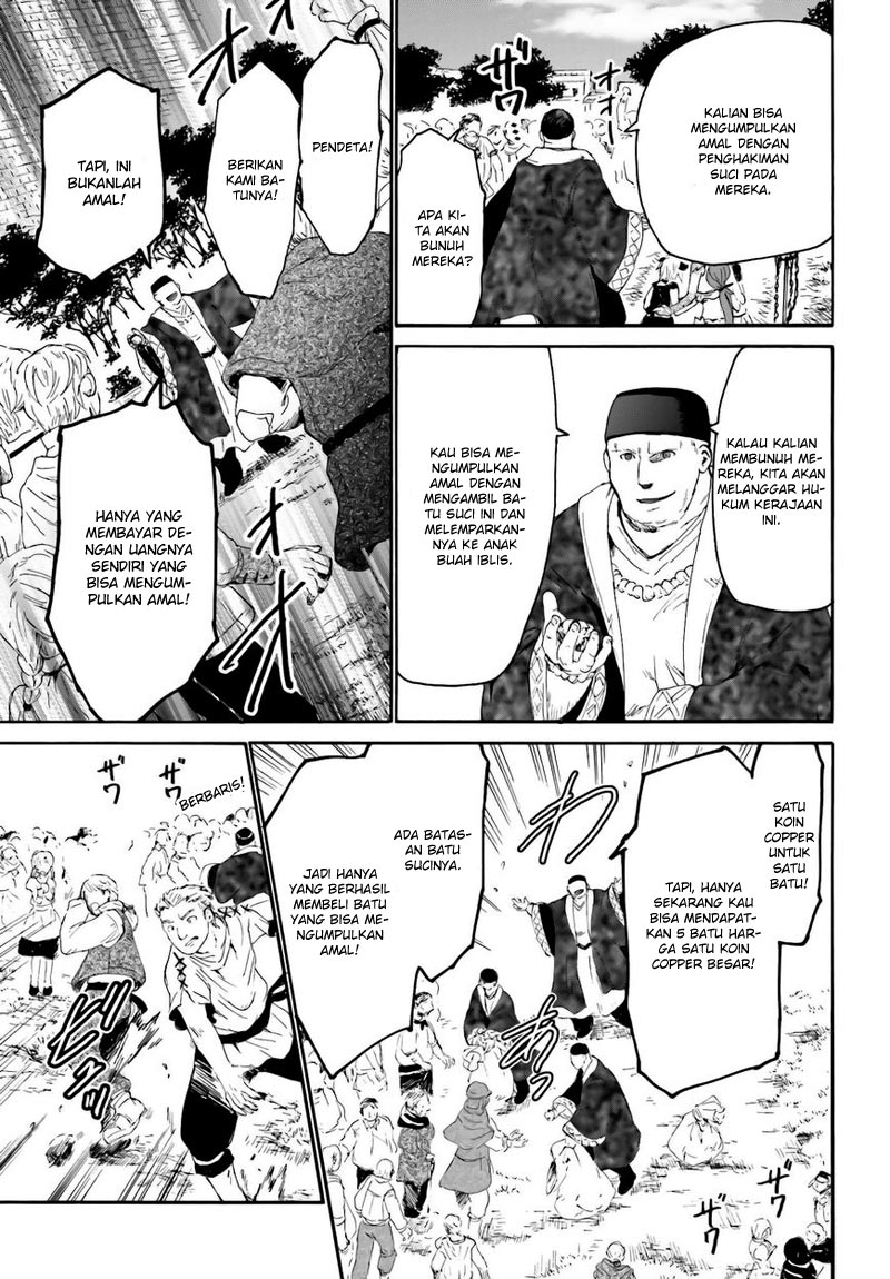 Death March Chapter 6 Bahasa Indonesia