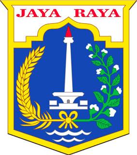 Gambar Lambang DKl Jakarta Lengkap Artinya