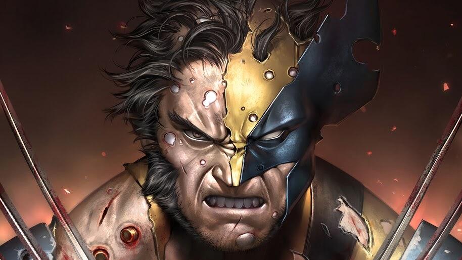 Wolverine, Marvel, Superhero, 4K, #6.1187