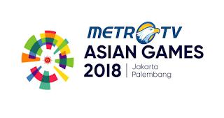 Biss key Metro TV Asian Games 2018