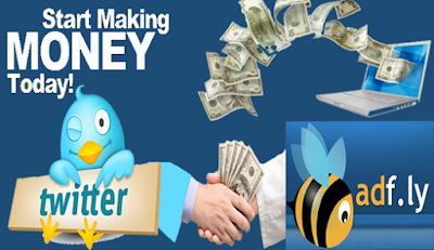 Cara Menghasilkan Uang Melalui Adfly dengan Mudah
