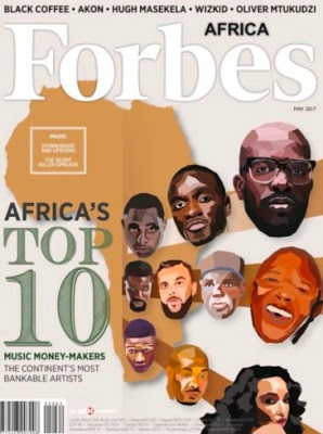 Forbes Africa Ranking