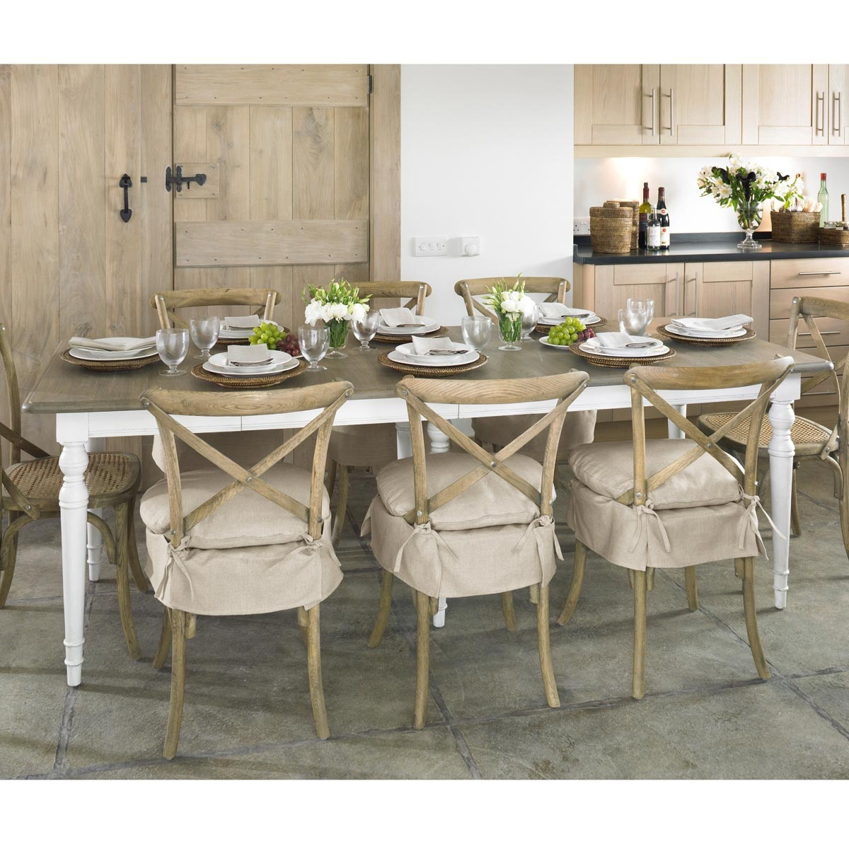 The Most Elegant Oka Dining Table For Home