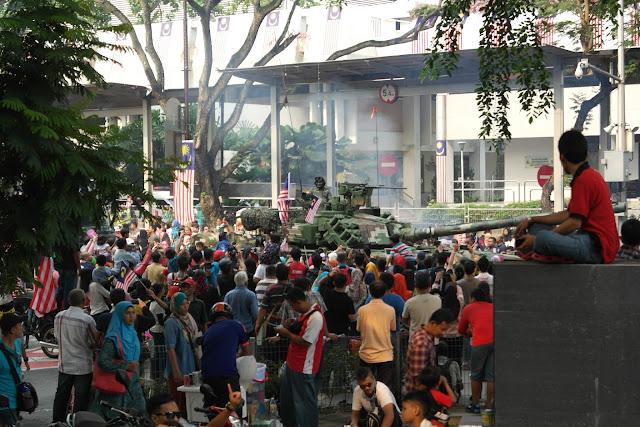 merdeka 2015 parade
