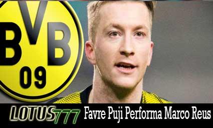 Favre Puji Performa Marco Reus