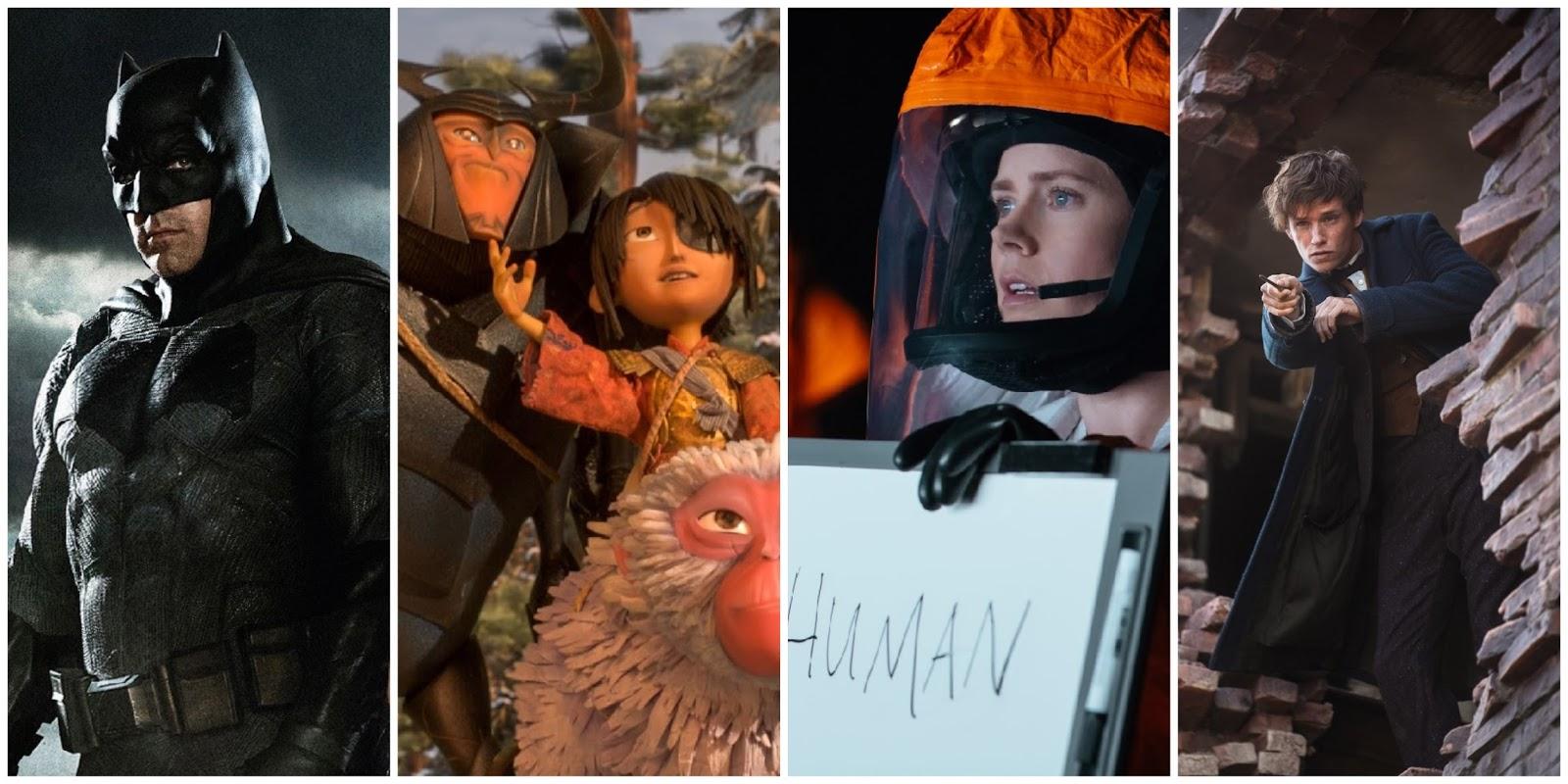 Oscar 2017 | 20 Filmes são pré-selecionados na categoria de Melhores Efeitos Visuais