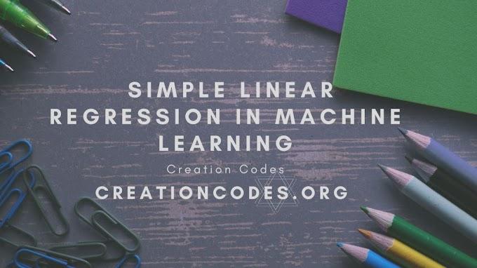 Learn Linear Regression In Machine Learning
