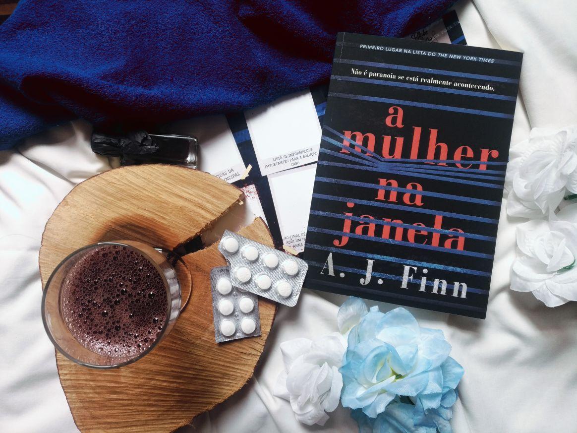 Resenha de livro: A MULHER NA JANELA - A. J. FINN