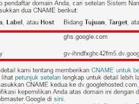Pengertian Top Level Domain TLD, Cara Mendapatkan dan Memasang TLD di Blogspot
