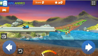 Bridge Constructor Stunts Mod APK-1