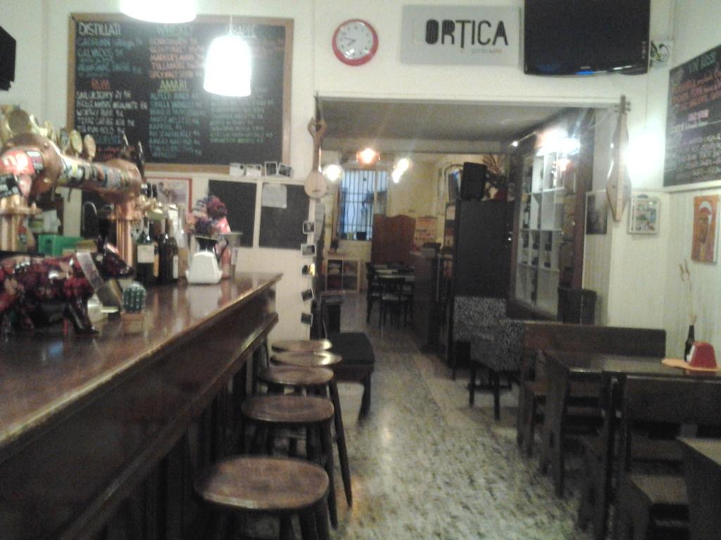 Bologna...e non solo...: Ortica Risto Bar - Via Mascarella ...