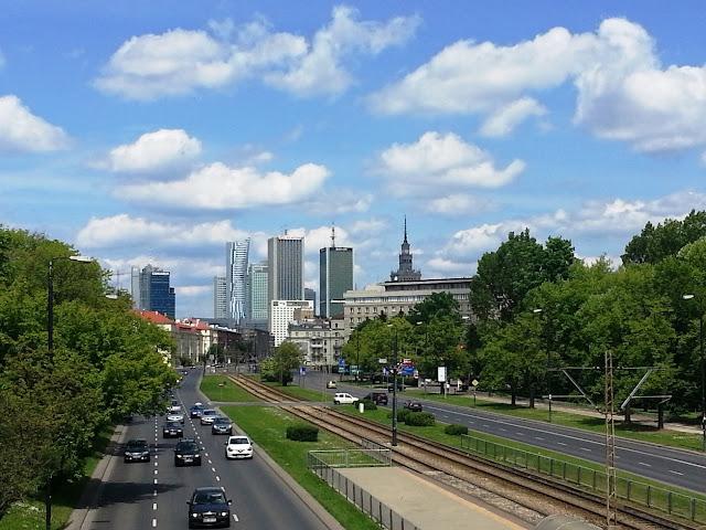 Vivere a Varsavia