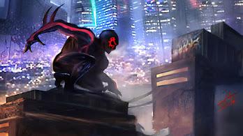 Spider-Man 2099, 4K, #4.2157