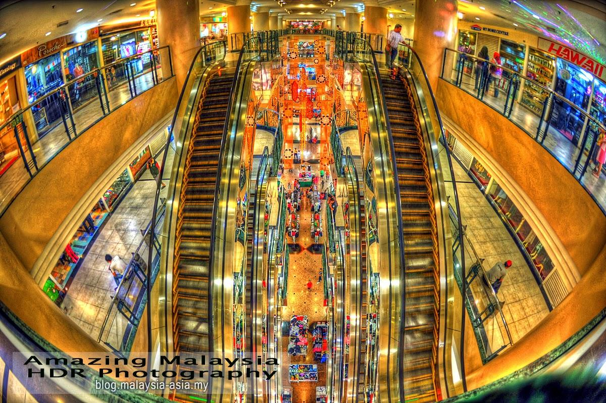 Sanyan Shopping Mall, Sibu Sarawak Photo