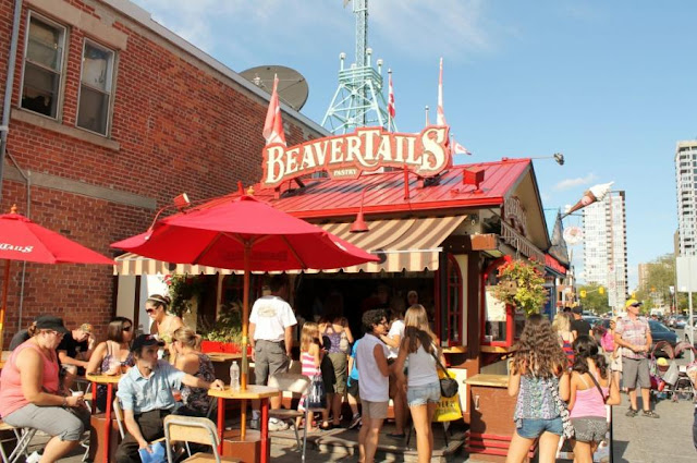 BeaverTails em Ottawa