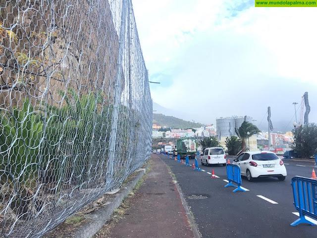 Cabrera espera que la nueva ordenación del tráfico en las obras del Risco de la Concepción sea beneficiosa para todos