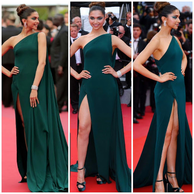 Image result for Deepika Padukone In Brandon Maxwell