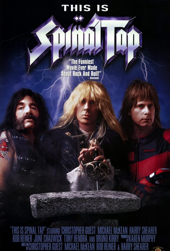 a review of the mocumentary this is spinal tap Parent reviews for this is spinal tap common sense says hilarious, ribald get age-based movie reviews, app recommendations, and more for your kids.