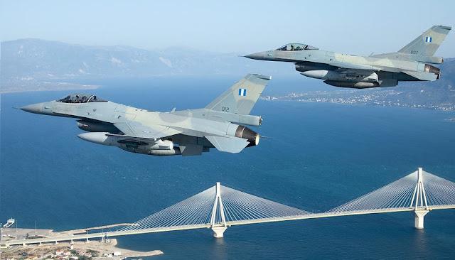 Ισραήλ για Ελληνική Πολεμική Αεροπορία: «Είστε από τους καλύτερους στο ΝΑΤΟ, έχουμε κοινούς εχθρούς»