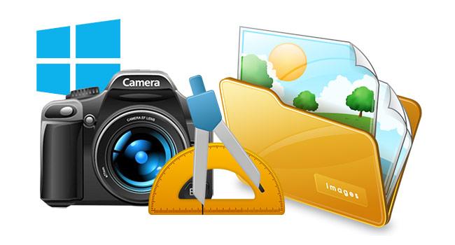 Windows 10 Fotoğraflar Uygulamasına Klasörler Ekleyin