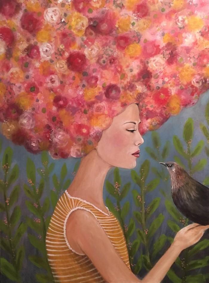 Страсть к цвету. Sylvie Demers